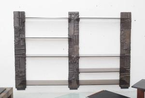 Paul Evans Sculpted Bronze Shelves Preview Image 1