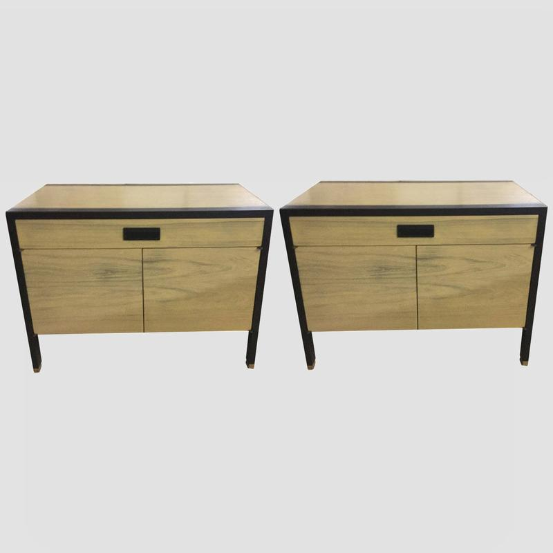 Harvey Probber Nightstands Main Image