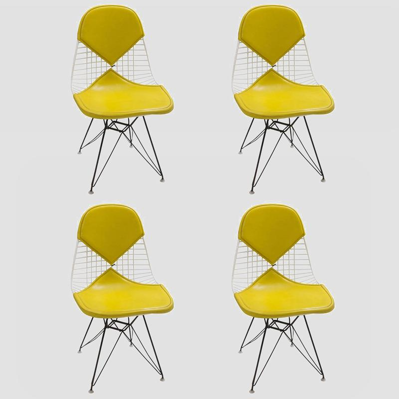 Charles Eames DKR Chairs for Miller Main Image