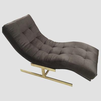 Milo Baughman Chaise Preview