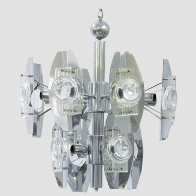 Terlasco Optical Chandelier Preview