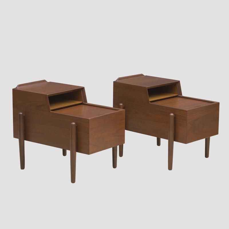 Arne Vodder Side Tables Main Image