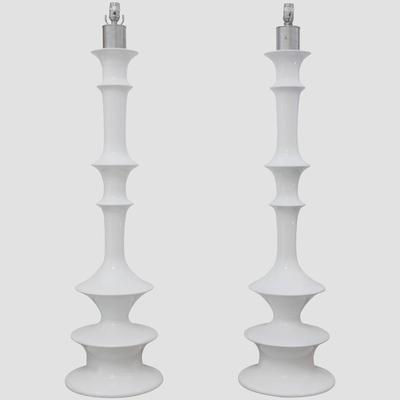 Tony Duquette Style Floor Lamps Preview