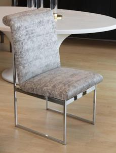 Milo Baughman Set of Ten Dining Chairs Preview Image 2