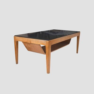 1950's Italian Coffee Table with Nero Andes Top Preview
