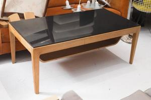1950's Italian Coffee Table with Nero Andes Top Preview Image 2