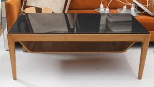1950's Italian Coffee Table with Nero Andes Top Preview Image 1