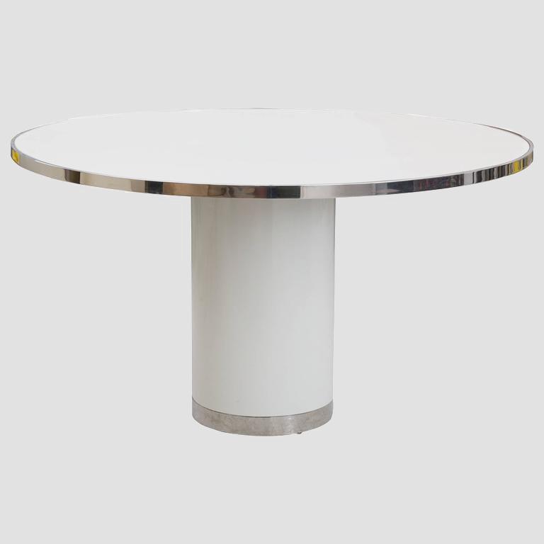 Table by Stanley J. Friedman for Brueton Main Image
