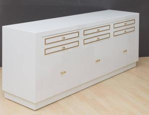 1970s Custom Lacquered Sideboard Preview Image 1