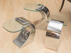 Pierre Cardin Set of 3 Side Tables or Cocktail Table Preview Image 2